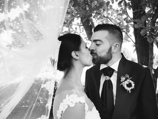 Le nozze di Alessandra e Riccardo
