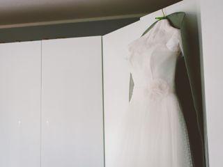 Le nozze di Ilaria e Giancarlo 1