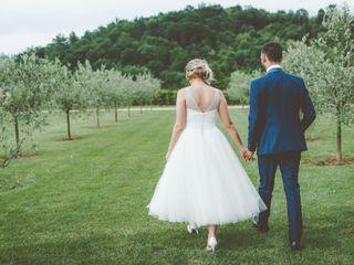 Le nozze di Ilaria e Giancarlo
