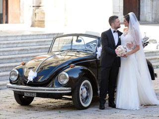 Le nozze di Tiziana e Rudi