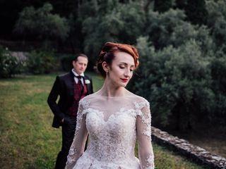Le nozze di Katiuscia e Enrico