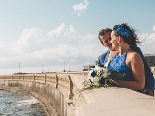 Le nozze di Helen e Giovanni