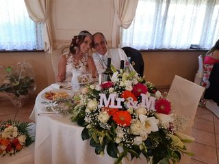 Le nozze di Denise e Maurizio