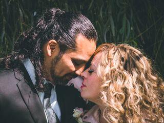 Le nozze di Manuela e Jonathan
