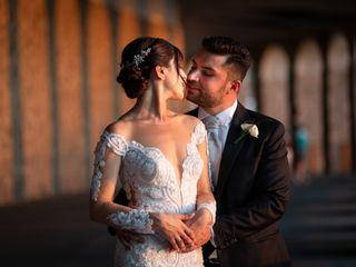 Le nozze di Roberta e Vincenzo