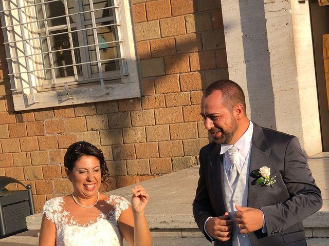 Il matrimonio di Luca e Luana a Pomezia, Roma 2