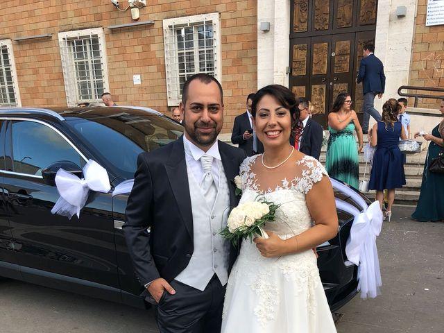 Il matrimonio di Luca e Luana a Pomezia, Roma 3