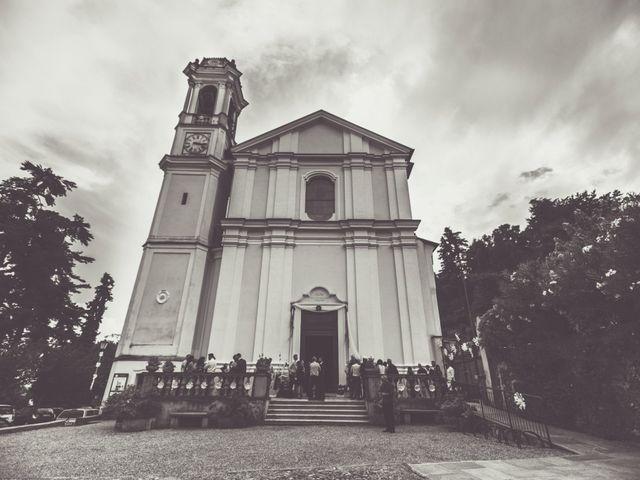 Il matrimonio di Jacopo e Julieta a Meina, Novara 26