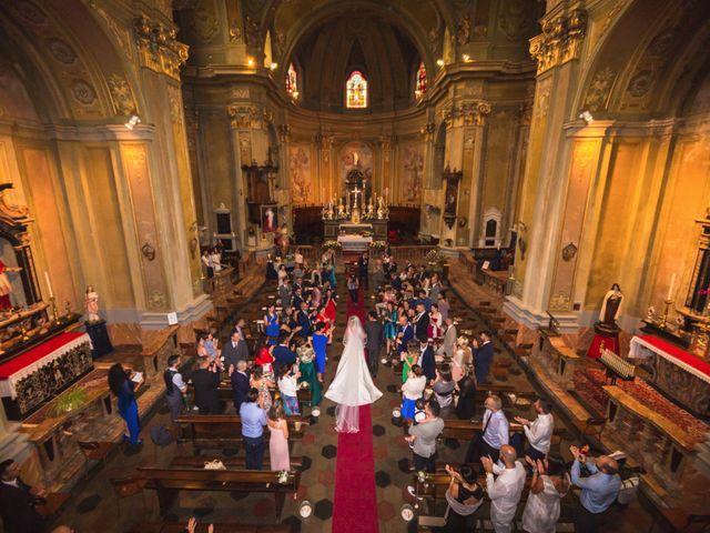 Il matrimonio di Jacopo e Julieta a Meina, Novara 29