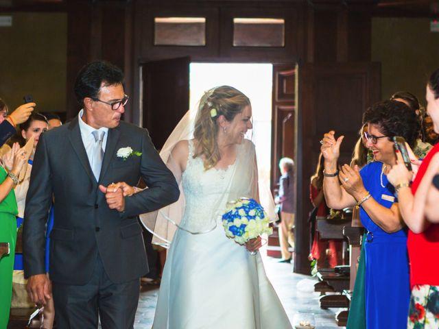 Il matrimonio di Jacopo e Julieta a Meina, Novara 30
