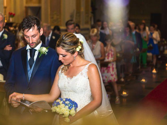 Il matrimonio di Jacopo e Julieta a Meina, Novara 32