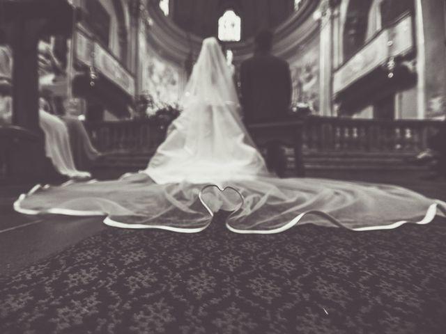 Il matrimonio di Jacopo e Julieta a Meina, Novara 34