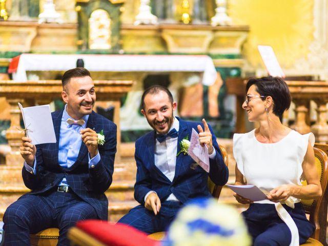 Il matrimonio di Jacopo e Julieta a Meina, Novara 42