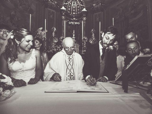 Il matrimonio di Jacopo e Julieta a Meina, Novara 45