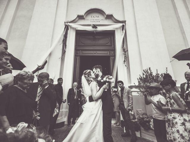 Il matrimonio di Jacopo e Julieta a Meina, Novara 46