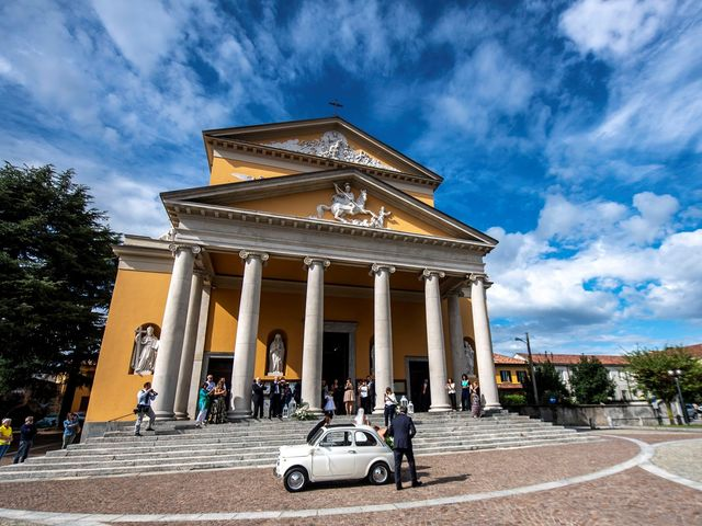 Il matrimonio di Matthias e Valentina a Lecco, Lecco 23