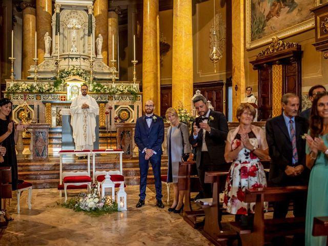 Il matrimonio di Matthias e Valentina a Lecco, Lecco 25