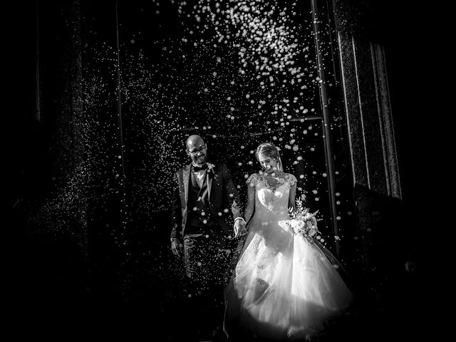 Il matrimonio di Matthias e Valentina a Lecco, Lecco 39