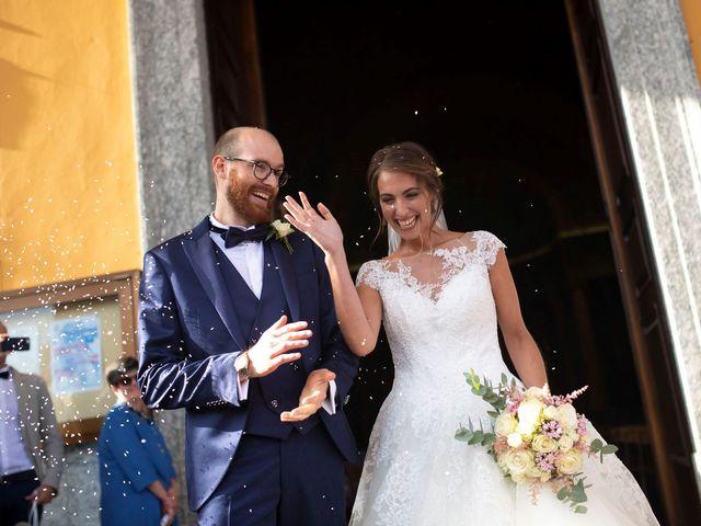 Il matrimonio di Matthias e Valentina a Lecco, Lecco 40