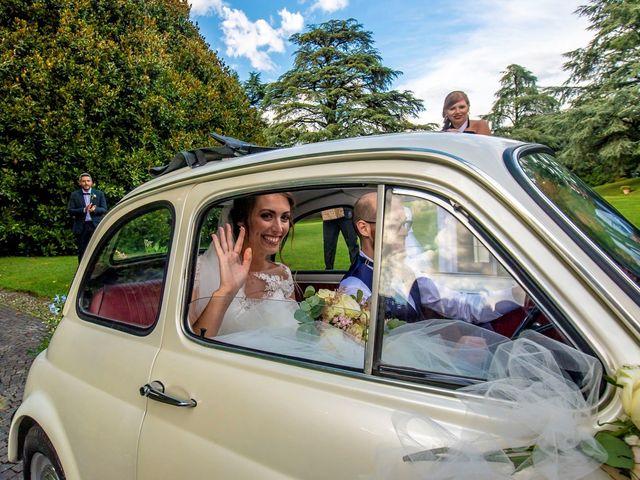 Il matrimonio di Matthias e Valentina a Lecco, Lecco 49