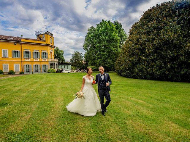 Il matrimonio di Matthias e Valentina a Lecco, Lecco 59