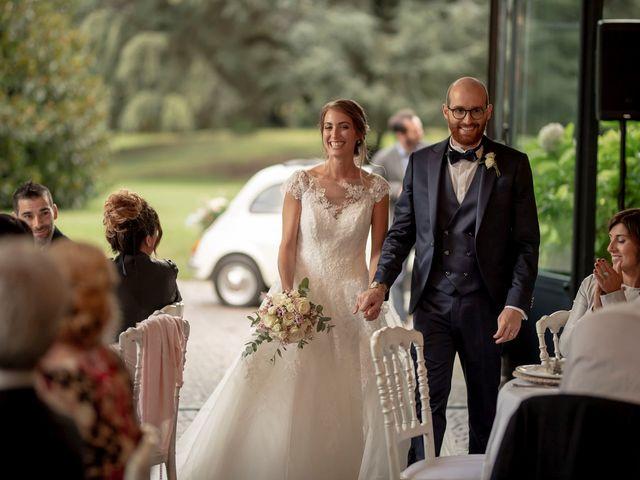 Il matrimonio di Matthias e Valentina a Lecco, Lecco 72