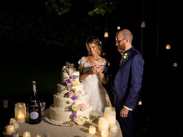 Il matrimonio di Matthias e Valentina a Lecco, Lecco 86