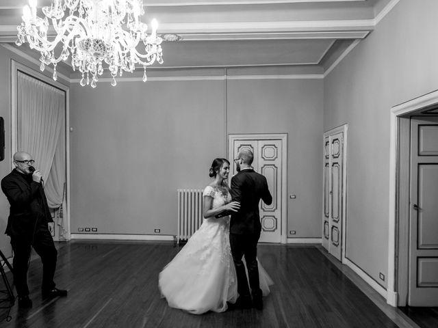 Il matrimonio di Matthias e Valentina a Lecco, Lecco 90