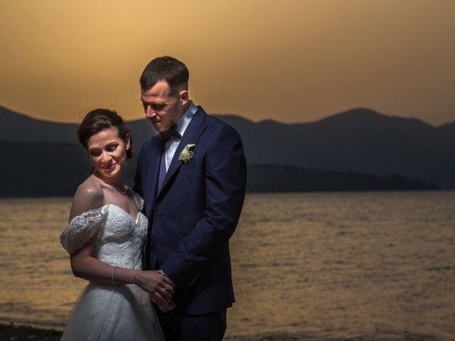 Le nozze di Simona e Paul