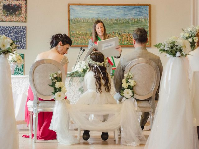 Il matrimonio di Glenda  e Marco a Bertonico, Lodi 1