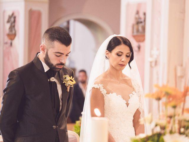 Il matrimonio di Riccardo e Alessandra a Selargius, Cagliari 30