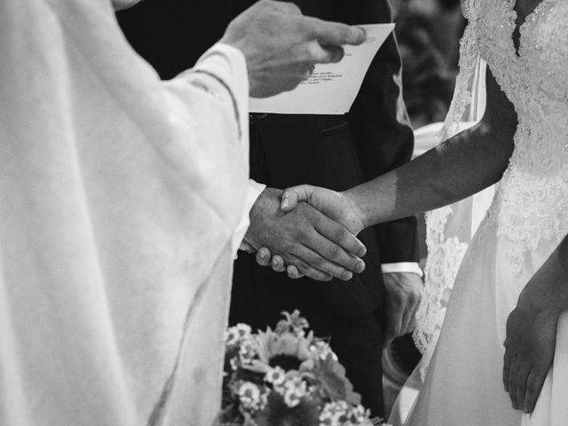 Il matrimonio di Riccardo e Alessandra a Selargius, Cagliari 34