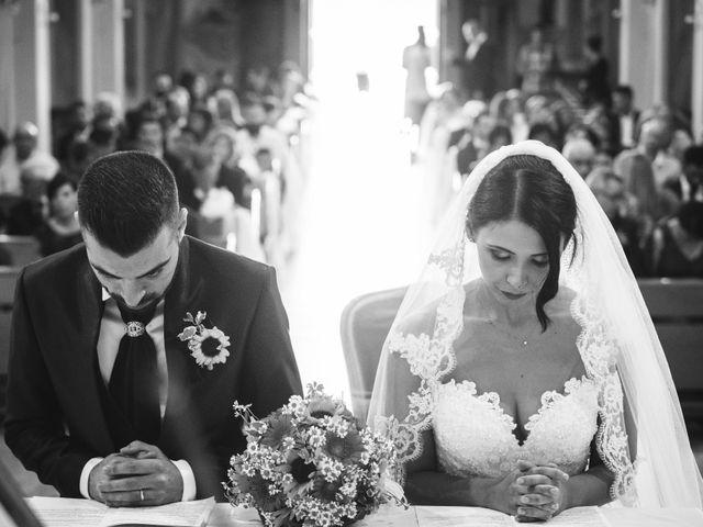Il matrimonio di Riccardo e Alessandra a Selargius, Cagliari 46