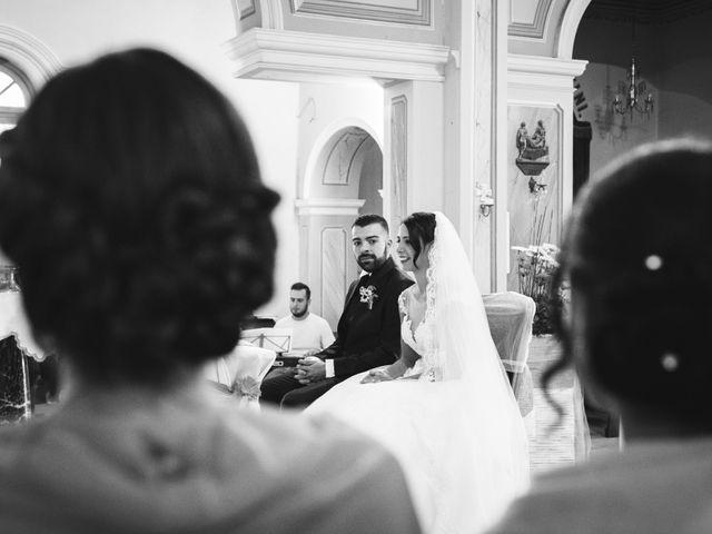 Il matrimonio di Riccardo e Alessandra a Selargius, Cagliari 47
