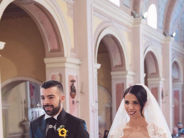 Il matrimonio di Riccardo e Alessandra a Selargius, Cagliari 50