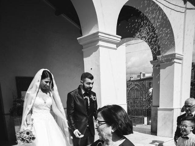 Il matrimonio di Riccardo e Alessandra a Selargius, Cagliari 53