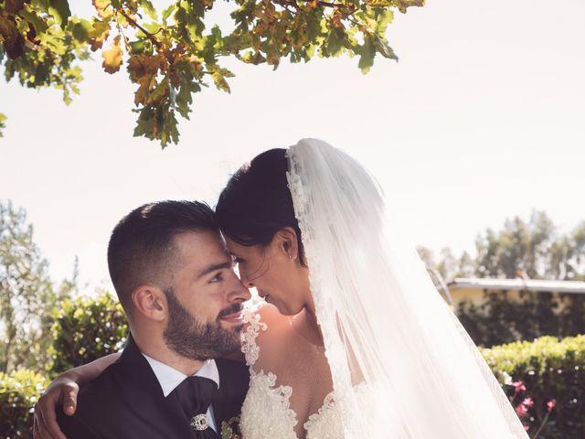 Il matrimonio di Riccardo e Alessandra a Selargius, Cagliari 61