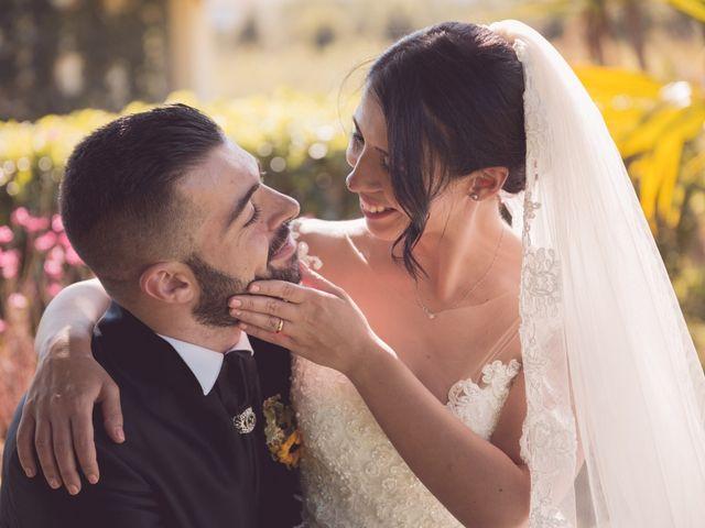 Il matrimonio di Riccardo e Alessandra a Selargius, Cagliari 74