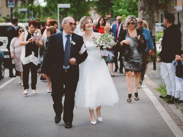 Il matrimonio di Giancarlo e Ilaria a Sesto San Giovanni, Milano 25