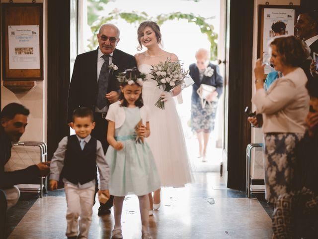 Il matrimonio di Giancarlo e Ilaria a Sesto San Giovanni, Milano 27