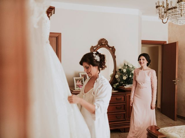 Il matrimonio di Giuseppe e Angelita a Naro, Agrigento 45