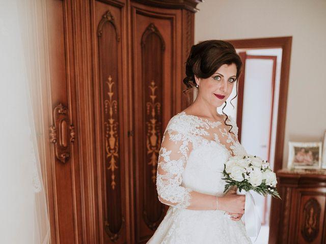 Il matrimonio di Giuseppe e Angelita a Naro, Agrigento 57