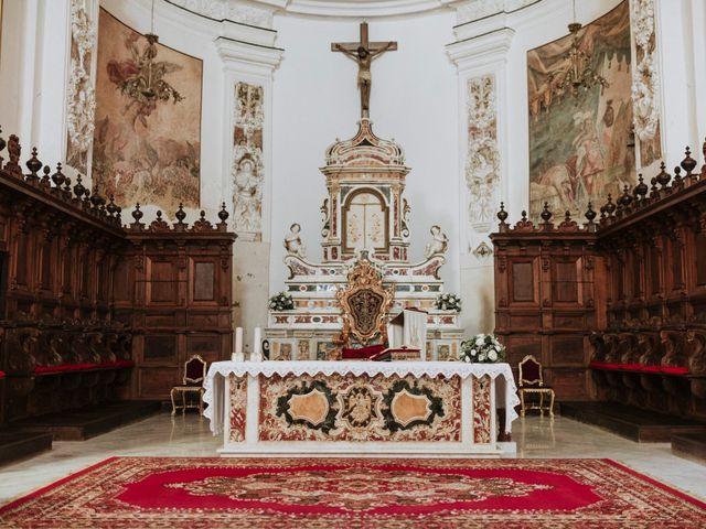 Il matrimonio di Giuseppe e Angelita a Naro, Agrigento 70