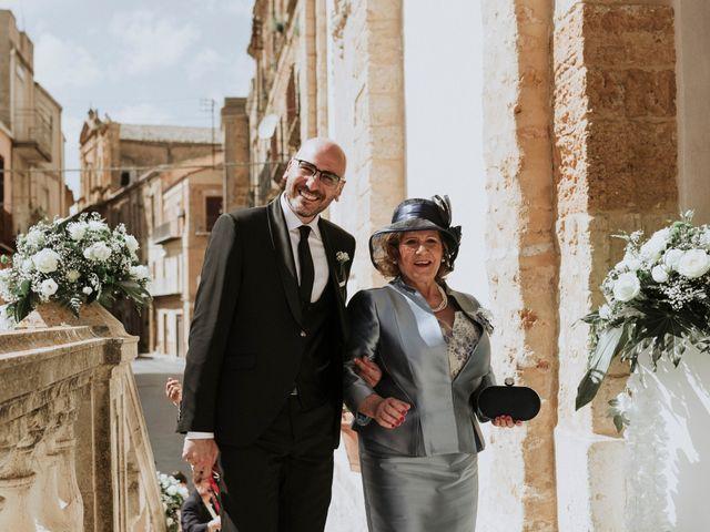 Il matrimonio di Giuseppe e Angelita a Naro, Agrigento 72