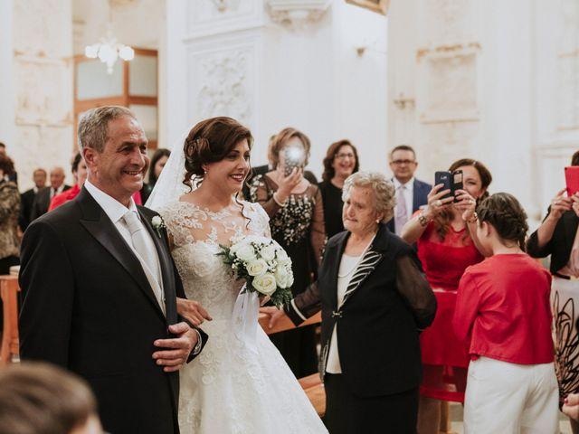 Il matrimonio di Giuseppe e Angelita a Naro, Agrigento 76