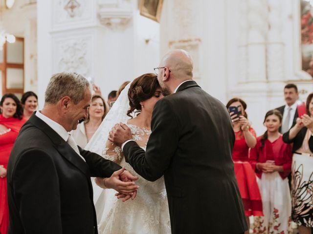 Il matrimonio di Giuseppe e Angelita a Naro, Agrigento 77