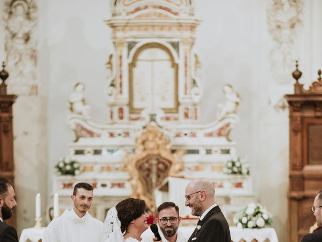 Il matrimonio di Giuseppe e Angelita a Naro, Agrigento 81