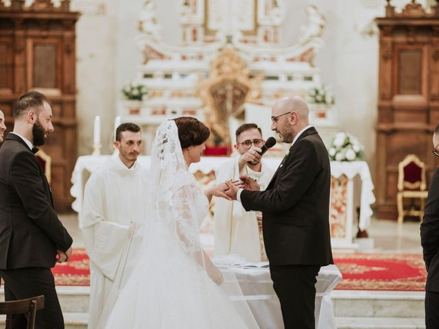 Il matrimonio di Giuseppe e Angelita a Naro, Agrigento 82