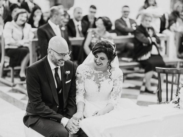 Il matrimonio di Giuseppe e Angelita a Naro, Agrigento 85