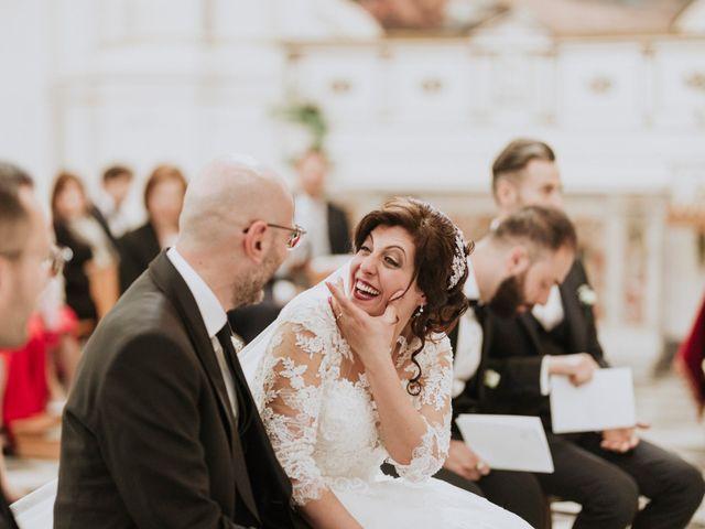 Il matrimonio di Giuseppe e Angelita a Naro, Agrigento 87